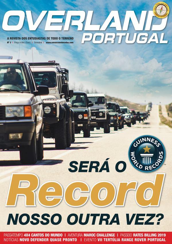 Edição Nº2 Revista OVERLAND Portugal