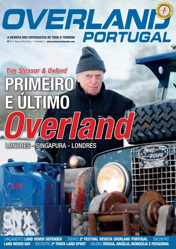 Edição Nº3 Revista OVERLAND Portugal