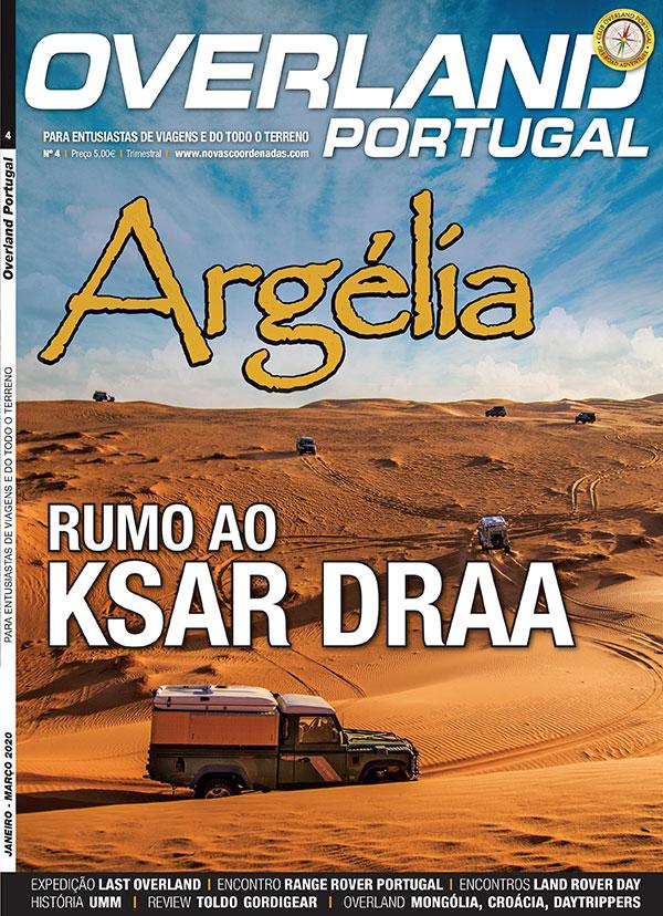 Edição Nº4 Revista OVERLAND Portugal