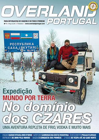 Edição Nº7 Revista OVERLAND Portugal