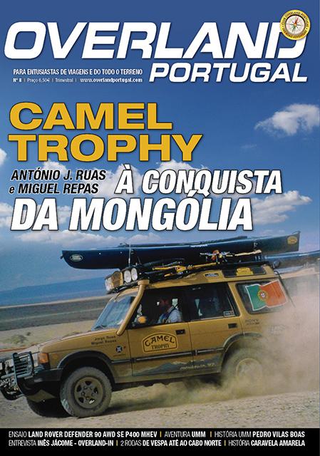 Edição Nº8 Revista OVERLAND Portugal